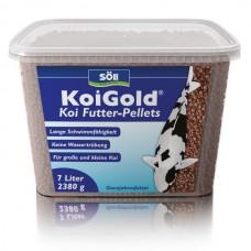 Söll KoiGold Futter Pellets 7L